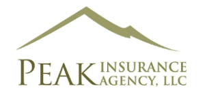 Peak Insurance Agency Logo